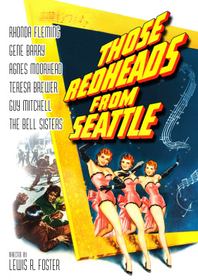 Those Redheads From Seattle 3D