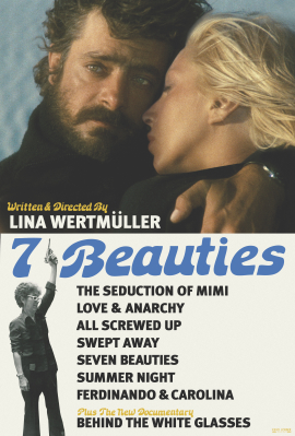 7 Beauties: The Films of Lina Wertmüller