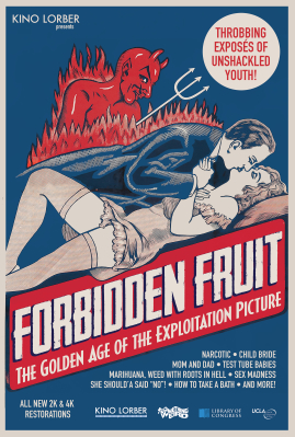 Forbidden Fruit: The Golden Age of the Exploitation Picture