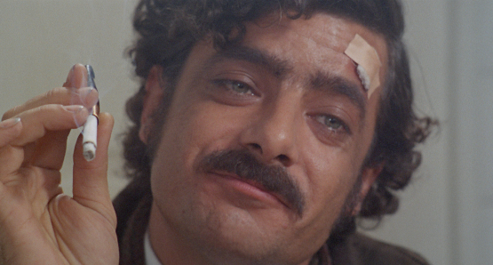 Giancarlo Giannini as Carmelo Mardocheo detto Mimí in THE SEDUCTION OF MIMI.