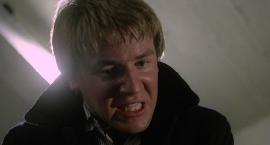 """I'm the daddy now!"" Ray Winstone as Carlin in Alan Clarke's SCUM"