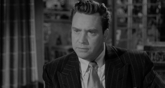 Edmund O'Brien stars as Harry Graham in Ida Lupino's THE BIGAMIST.