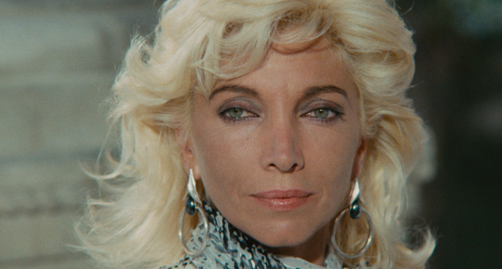 Mariangela Melato as Fulvia Bolk in SUMMER NIGHT.