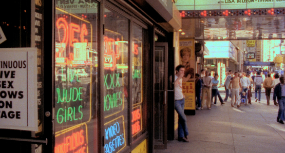 The Deuce in daylight in Bette Gordon's VARIETY.